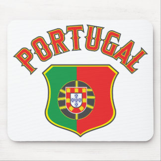 Portugal Big and Bold Mouse Pad