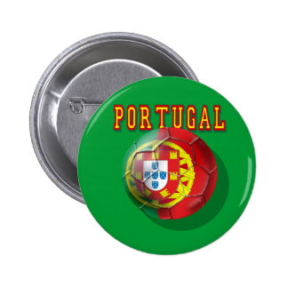 """""""Portugal"""" Bola por Portugueses Button"""