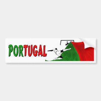 Portugal Bumper Sticker