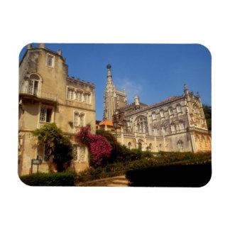 Portugal, Bussaco Palace. Rectangular Photo Magnet