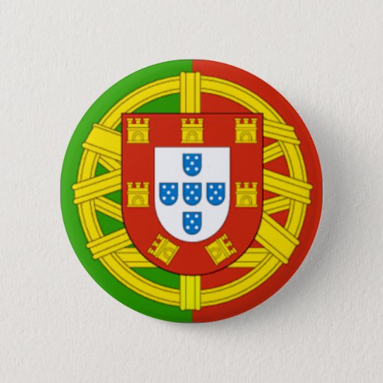 Portugal Button