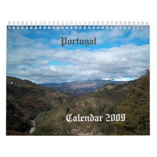Portugal Calendario