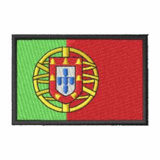 Portugal Chaqueta Bordada De Entrenamiento