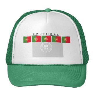 Portugal Cap Trucker Hat