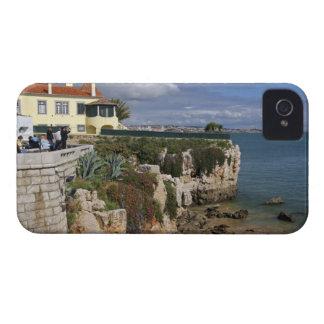 Portugal, Cascais. Praia da Rainha, a beach in 2 iPhone 4 Cases