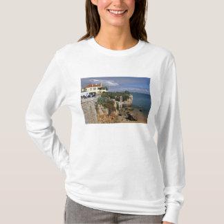 Portugal, Cascais. Praia da Rainha, a beach in 2 T-Shirt