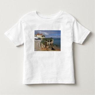 Portugal, Cascais. Praia da Rainha, a beach in 2 Toddler T-shirt