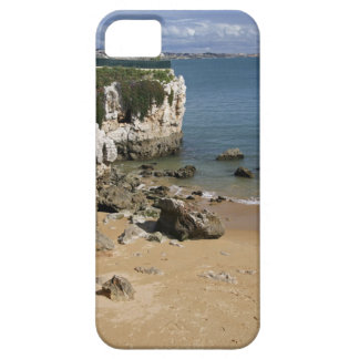 Portugal, Cascais. Praia da Rainha, a beach in iPhone SE/5/5s Case