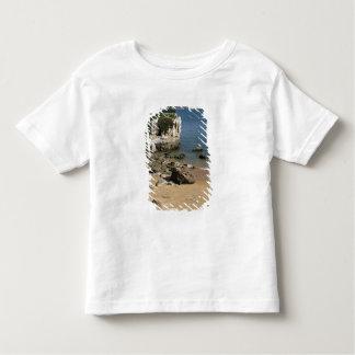Portugal, Cascais. Praia da Rainha, a beach in Toddler T-shirt