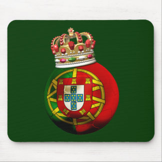 Portugal Champion Mouse Pad