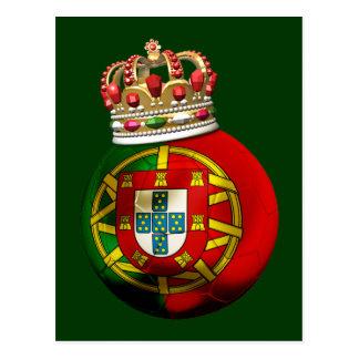 Portugal Champion Postcard