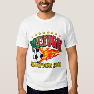 Portugal Champions Shirt
