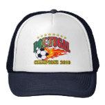 Portugal Champions Trucker Hat