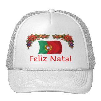Portugal Christmas Hats