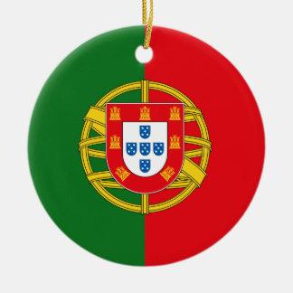 Portugal Christmas Tree Ornament