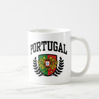 Portugal Classic White Coffee Mug