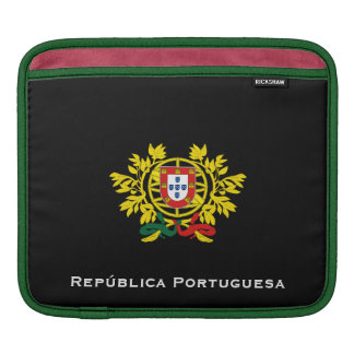 Portugal Coast of Arms iPad & Laptop Sleeve Sleeve For iPads