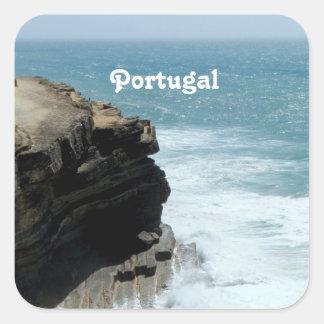 Portugal Coast Stickers