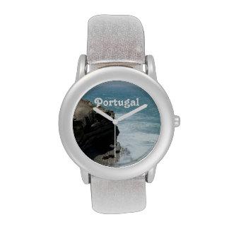 Portugal Coast Wristwatch