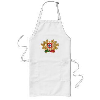 Portugal Coat of Arms Apron