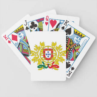 Portugal Coat of Arms Deck Of Cards