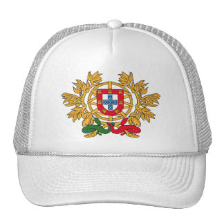Portugal Coat of Arms Hat