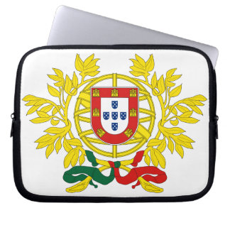 Portugal Coat Of Arms Laptop Sleeve