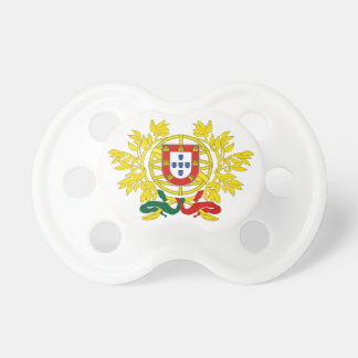 Portugal Coat Of Arms Pacifiers