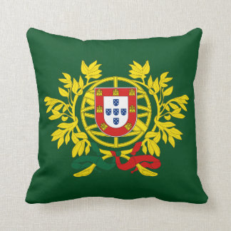Portugal* Coat of Arms Pillow