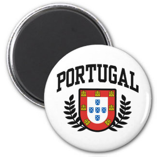 Portugal Coat of Arms Refrigerator Magnet
