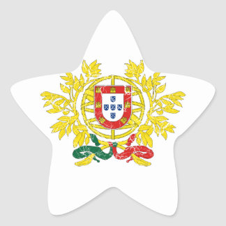 Portugal Coat Of Arms Stickers