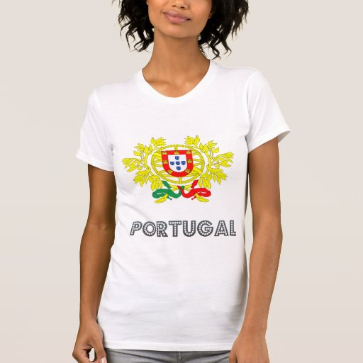 Portugal Coat of Arms T Shirt