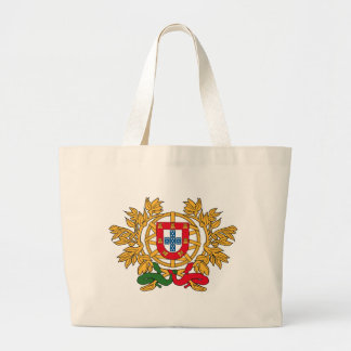 Portugal Coat of Arms Tote Bag