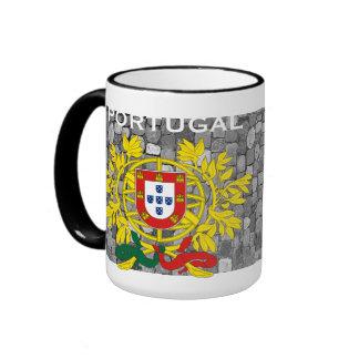 Portugal Cobblestone Mug