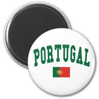 Portugal College Style Magnet