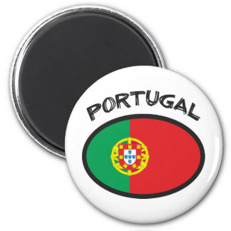 Portugal Cool Flag Design! Magnet