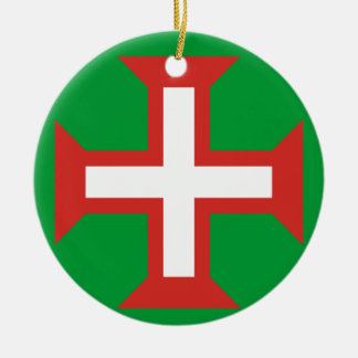 PORTUGAL - cruz del ornamento del navidad