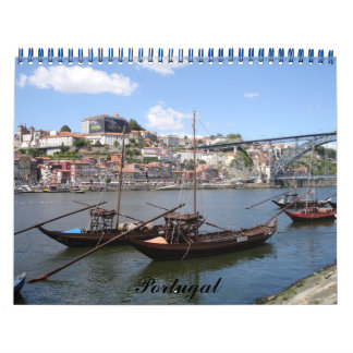 Portugal - Customized Calendar