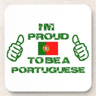 Portugal design coaster