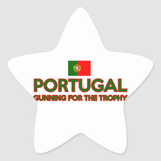 Portugal design sticker