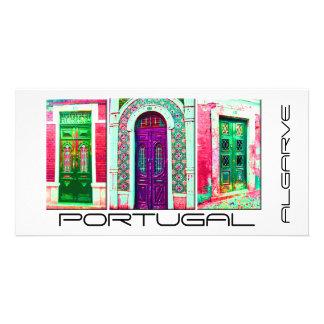 Portugal: doors card