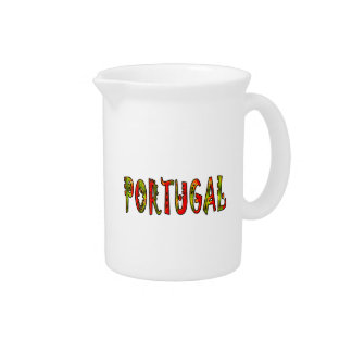 Portugal Drink Pitcher