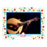 Portugal en fotos - guitarra portuguesa postales
