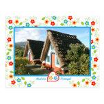 Portugal en fotos - isla de Madeira Postal