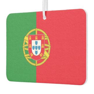 Portugal Flag Air Freshener