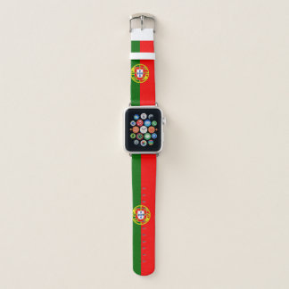 Portugal Flag Apple Watch Band