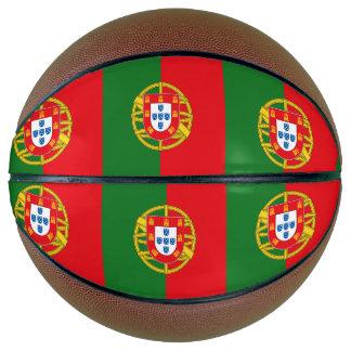 Portugal Flag Basketball
