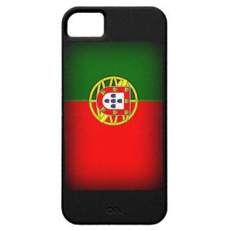Portugal Flag Black Edge iPhone SE/5/5s Case