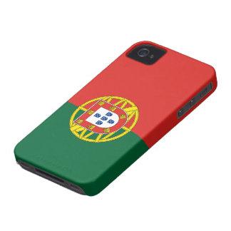 Portugal Flag Case-Mate iPhone 4 Case