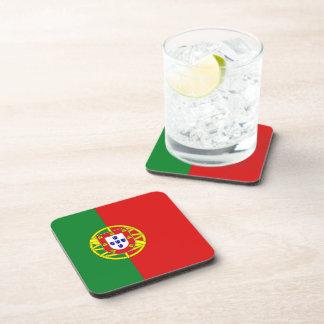 Portugal Flag Coaster